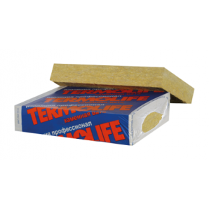 Мінеральна вата TERMOLIFE Еко Фасад 135 кг/м3 1000х600х80 мм