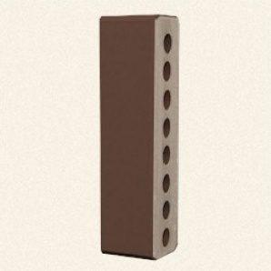 Лицьова цегла Білоцерківська половинка М250 250x60x65 мм коричневий