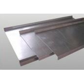 Виготовлення відливів з оцинкованої сталі