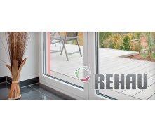 Металлопластиковое окно REHAU 1300x1400 мм