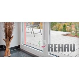 Металлопластиковое окно Викнарьоф REHAU 1300x1400 мм