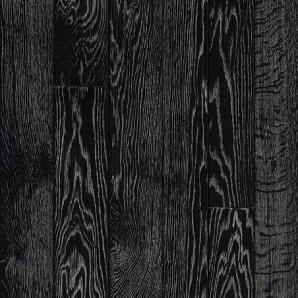 Паркетна дошка DeGross Дуб чорний з білим протертий 1200х120х15 мм