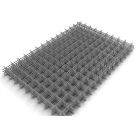 Сітка кладочна ЕК 50x50x4 мм 1x2 м