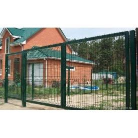 Ворота оцинкованные 2x3 м