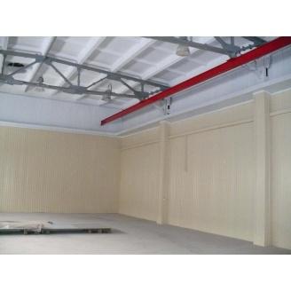Реконструкция цеха и складского помещения