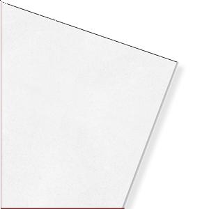 Акустична мінеральна стельова плита AMF Thermatex Thermofon біла 1200х600х15 мм