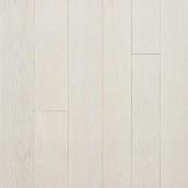 Паркетная доска DeGross Дуб белый №2 браш 500х100х15 мм