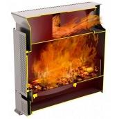 Отопительно-варочная печь Теплодар Матрица 100 595х338х603 мм