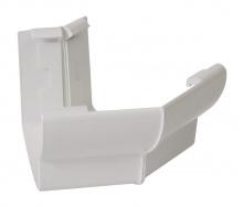 Угол желоба 135° внешний Nicoll 28 OVATION 125 мм белый