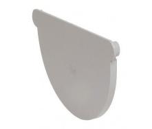 Заглушка воронки универсальная Nicoll 33 серый