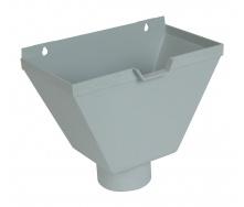 Воронка ливнеприемная Nicoll 33 100 мм серый