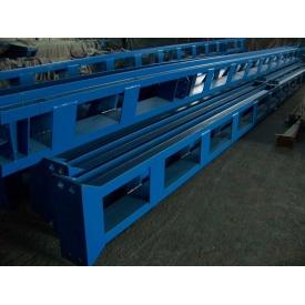Виготовлення металоконструкцій для будівництва складів