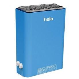 Электрокаменка для сауны и бани Helo VIENNA 60 STS 6 кВт голубая