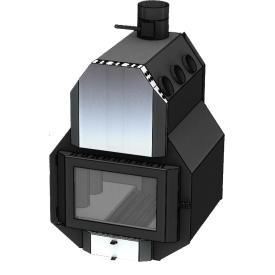 Опалювально-варильна піч Сварог М Тип 01 14 кВт