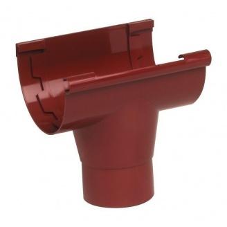 Воронка обычная Nicoll 25 ПРЕМИУМ D80 красный