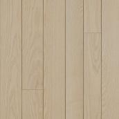 Паркетная доска DeGross Ясень браш натур белый 547х100х15 мм