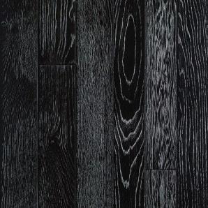 Паркетна дошка DeGross Дуб чорний з сріблом протертий 547х100х15 мм