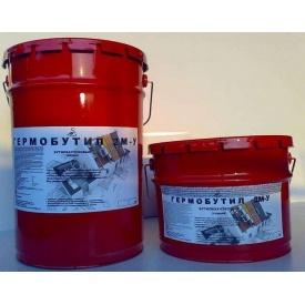 Герметик стикового Гермобутіл 2МУ 25 кг