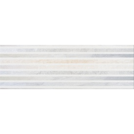 Плитка Opoczno Stone Flowers multicolour inserto geo 25x75 см
