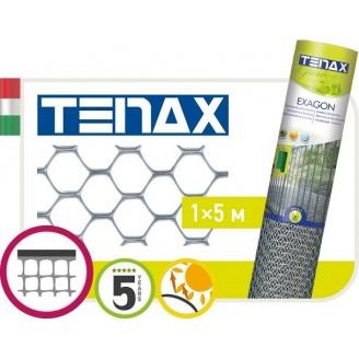 Полімерна сітка TENAX Эксагон 1х5 м срібна