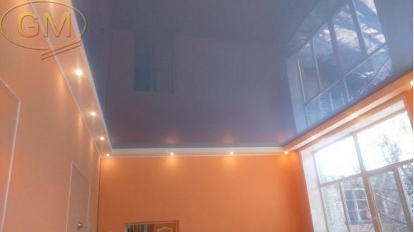 Монтаж гипсокартонных конструкций, устройство натяжных потолков