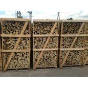 Дрова рубані в ящиках березові 30-33 см