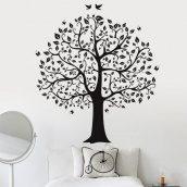 Настінна наклейка Uzuri Дерево родини 920х1000 мм