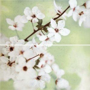 Плитка Opoczno Early Spring panno flower 59,4x60 см