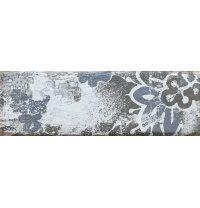 Плитка декоративная Paradyz Rondoni Blue Inserto Struktura D 98х298х7 мм