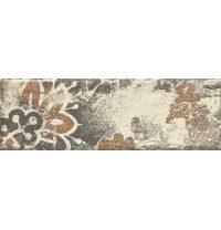 Плитка декоративная Paradyz Rondoni Beige Inserto Struktura D 98х298х7 мм