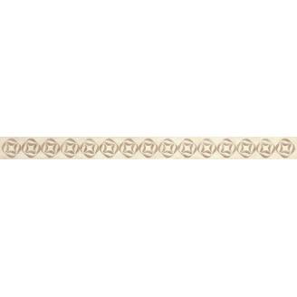 Плитка декоративна Paradyz Cassinia Beige Listwa 58х750х9,7 мм