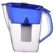 Бар'єр Гранд фільтр-глечик для очищення води синій