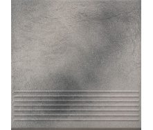 Ступень Opoczno Solar steptread structure G1 30х30 см grey