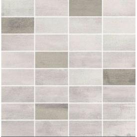 Плитка Opoczno Floorwood white-beige mix mosaic 29х29,5 см