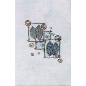 Плитка декоративна АТЕМ Goya Leaf BL 200x300 мм
