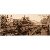 Фриз АТЕМ Astoria Paris 1 BC 220x96 мм