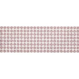 Плитка декоративна Paradyz Antico Red Inserto A 200х600х9,5 мм