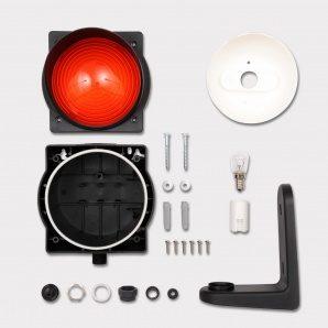 Лампа сигнальна Marantec 200х202х185 мм червона
