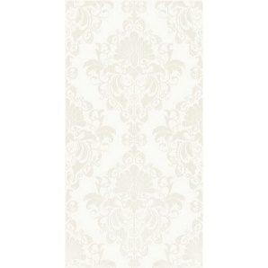 Плитка декоративна Paradyz Bellicita Bianco Inserto Damasco 300х600х10 мм
