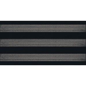 Плитка декоративна Paradyz Bellicita Nero Inserto Stripes 300х600х10 мм
