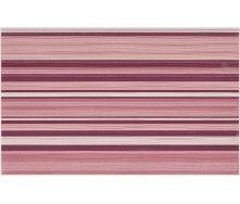 Плитка декоративна Paradyz Acapulco Rosa Inserto Paski 250х400х8,1 мм