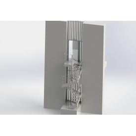 Проектування металевих сходів