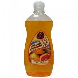 Жидкое мыло Волшебница грейпфрут 0,5 л