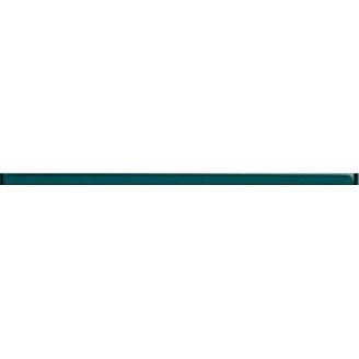 Декор Opoczno glass turquoise border new 20х600 мм