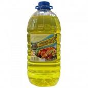 Засіб для миття посуду Чарівниця лимон 5 кг