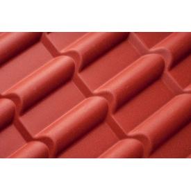 Черепиця Керамопласт 1460х890х4,5 мм червоний