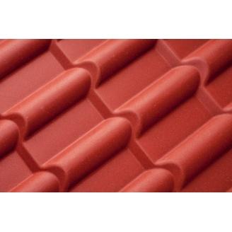Керамопласт Черепица 1460х890х4,5 мм красный