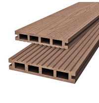 Террасная доска Woodplast Bruggan 125x23x2200 мм cedar
