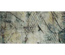 Плитка декоративная Paradyz Ermeo Inserto C стеклянная 300х600х8 мм