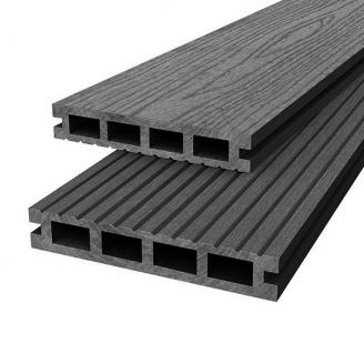 Террасная доска Bruggan 125x23x2200 мм grey